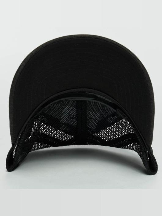 New Era Trucker Caps Concrete Jersey Batman čern