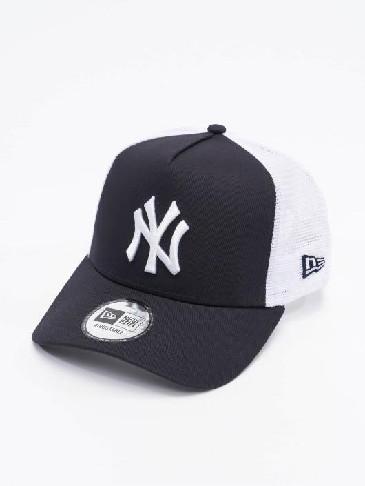 New Era Trucker Caps Clean NY Yankees niebieski