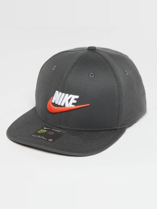Nike Бейсболкa Flexfit Swflx CLC99 серый