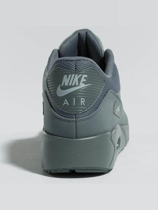 Nike Сникеры Air Max 90 Ultra 2.0 Essential серый