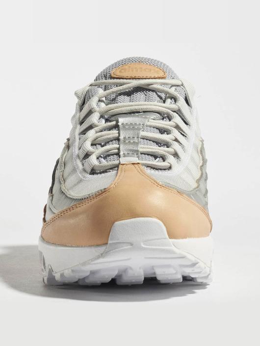 san francisco b7459 d67e5 ... Nike Baskets Air Max 95 Special Edition Premium argent ...