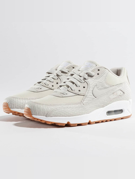 ... Nike Baskets Air Max 90 PRM beige ...