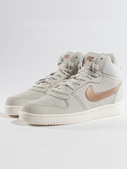 Top Femme Nike Baskets 453425 Recreation Beige Mid Premium vfSE6q