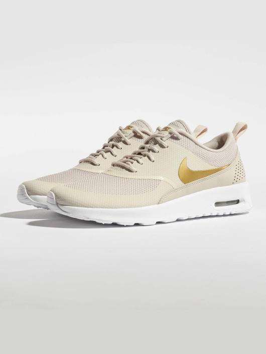 ... Nike Baskets Air Max Thea J beige ...