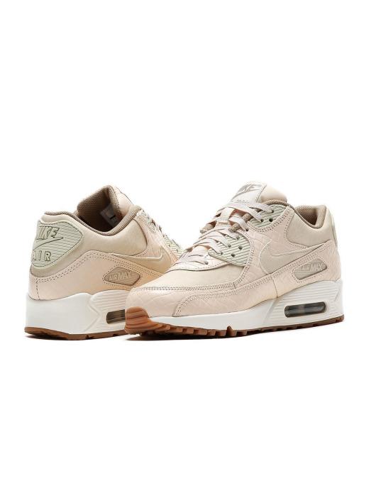 Nike | Air Max 90 Premium beige Femme Baskets 561000