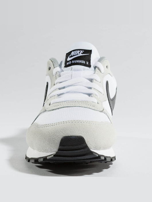 Runner Nike Md 406631 Baskets Femme Blanc 2 BBxwp