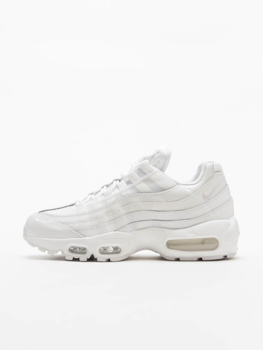 ... Nike Baskets Air Max 95 blanc ...