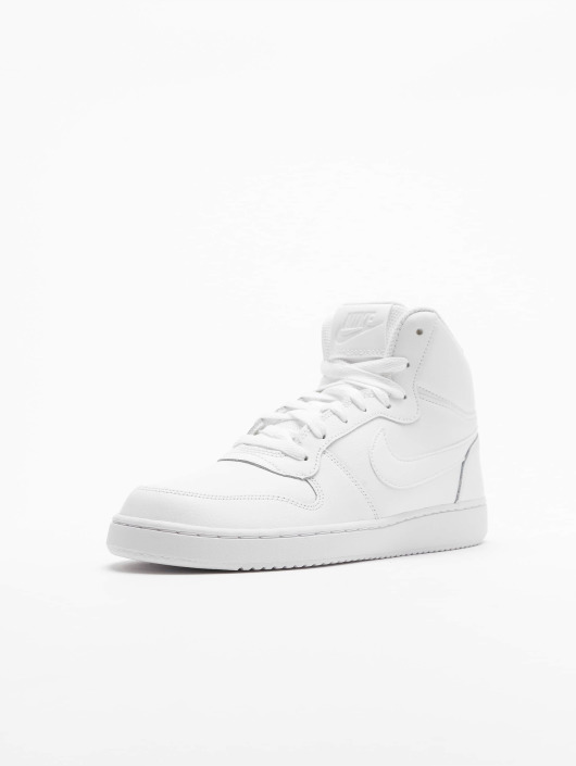 Nike Baskets Ebernon Mid blanc