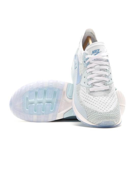 Baskets Air 2 Flyknit Femme 90 Max Nike 0 552383 Ultra Blanc PkZuXi