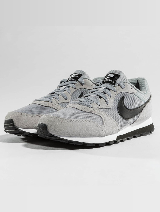 Nike   MD Runner 2 gris Homme Baskets 422065 1c30165a1186