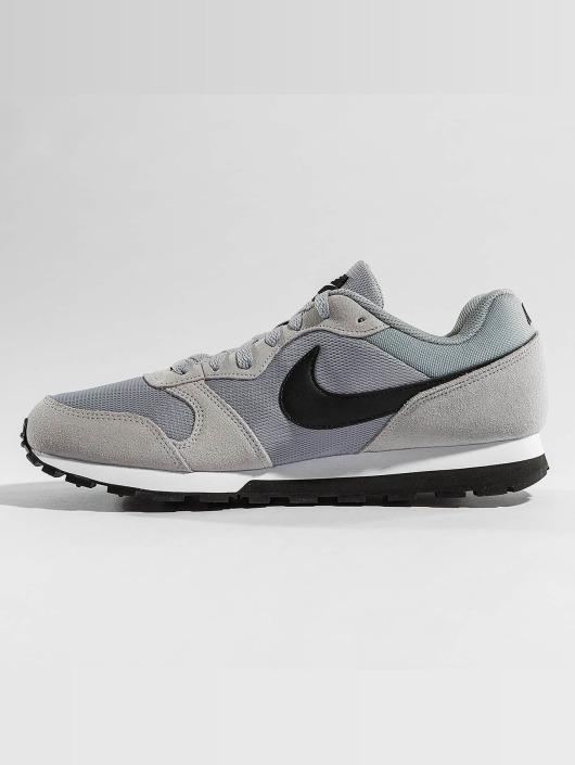 Runner Sneakers Greyblackwhite Nike 2 Md Wolf kXn0wO8P
