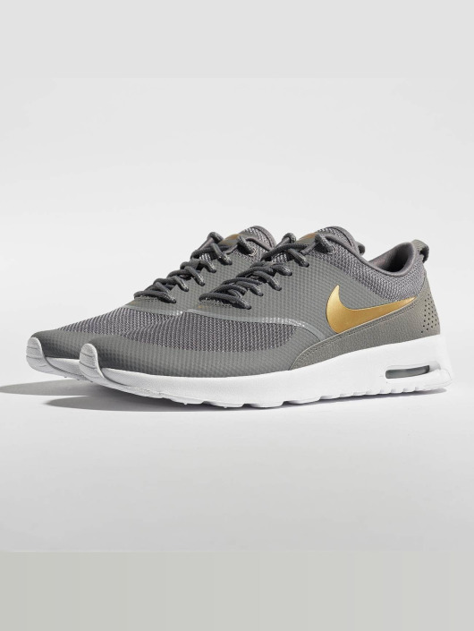 ... Nike Baskets Air Max Thea J gris ...