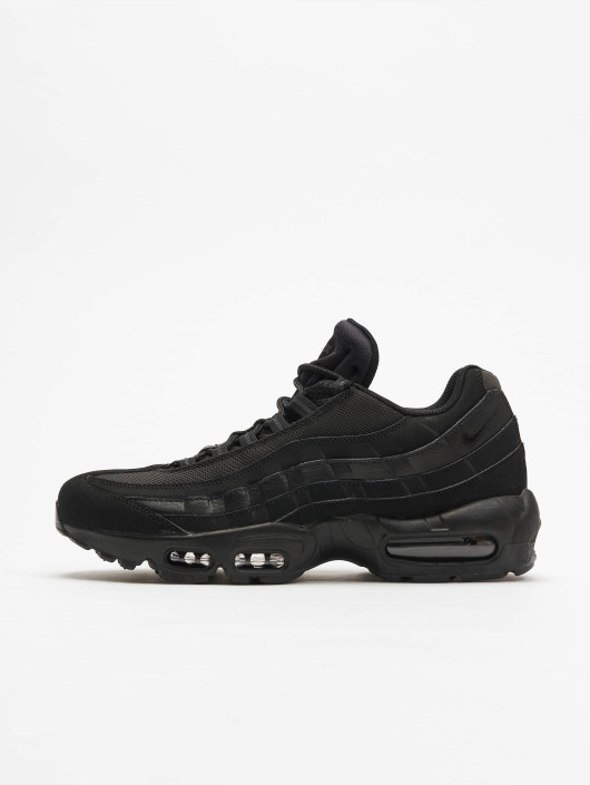 basket air max homme noir