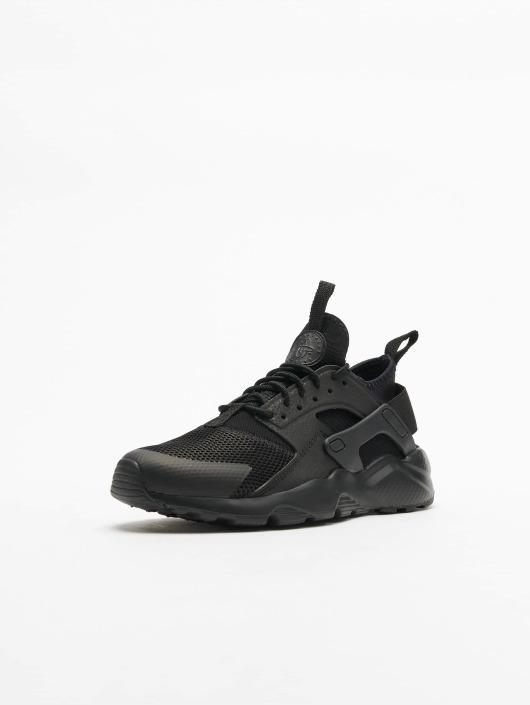Nike Baskets Air Huarache Run Ultra (GS) noir
