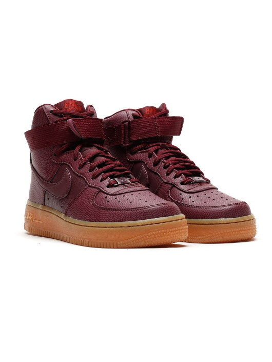 Se Baskets 556224 NikeAir Rouge Hi Femme Force 1 O8PvNn0wym