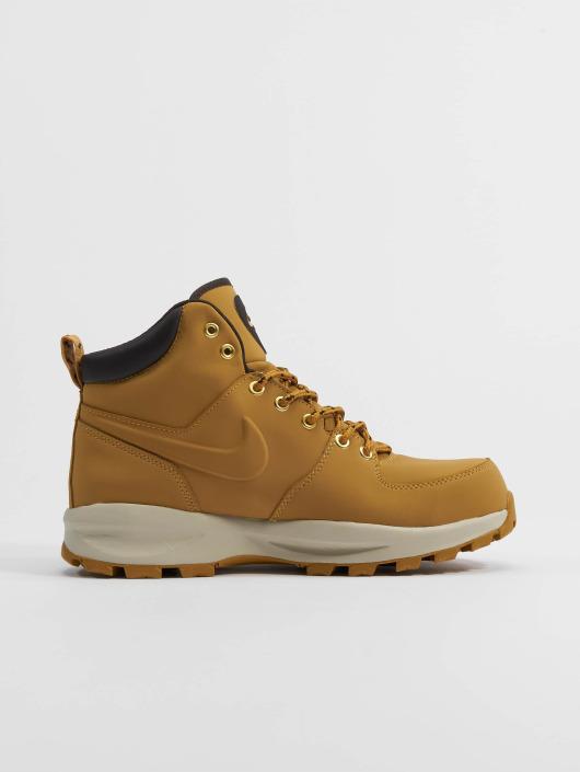 75a8317d4 Nike Zapato   Boots Manoa Leather en marrón 52415