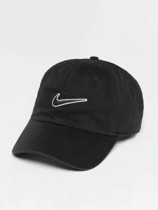 Nike Gorra Snapback SWH Essential H86 negro