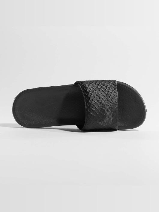 Nike Japonki Benassi Solarsoft Slide czarny