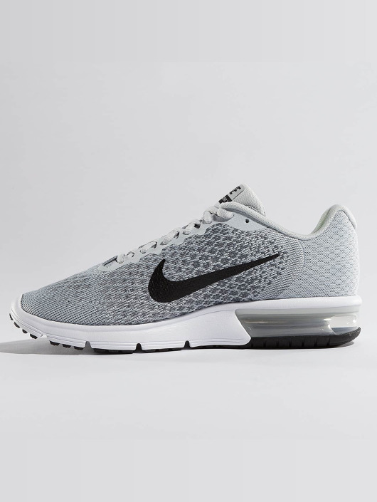 f20c478ffc036 Nike Performance | Air Max Sequent 2 gris Homme Chaussures de Course ...