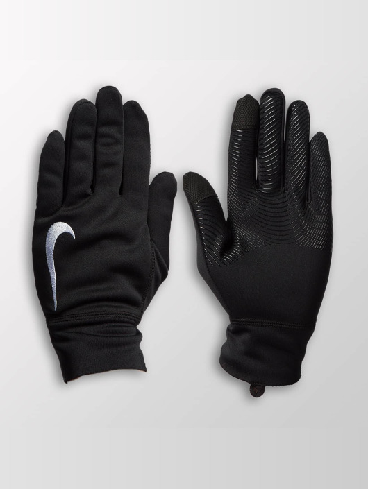 nike performance herren handschuhe therma glove in schwarz. Black Bedroom Furniture Sets. Home Design Ideas