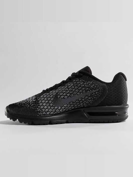 Nike Performance Laufschuhe Air Max Sequent 2 czarny