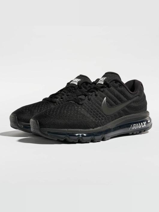 Nike Performance Laufschuhe Air Max 2017 czarny
