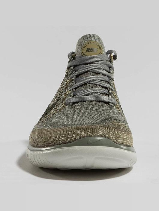 Nike Performance sneaker Free RN Flyknit 2018 olijfgroen