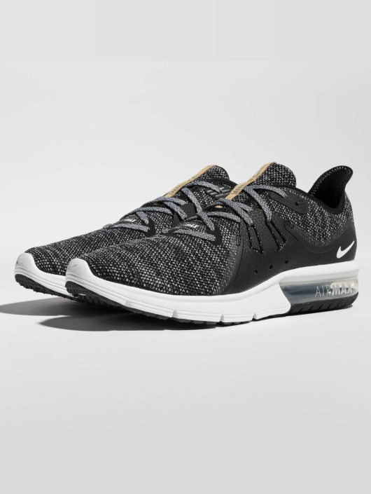 buy popular 16f53 0f05a ... Nike Performance Sneakers Air Max Sequent 3 svart ...