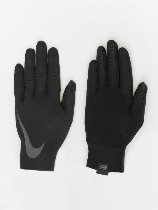 Nike Performance Sporthandschuhe Pro Warm Liner èierna