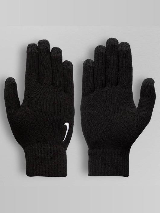 Nike Performance Sporthandschuhe Knitted Tech czarny