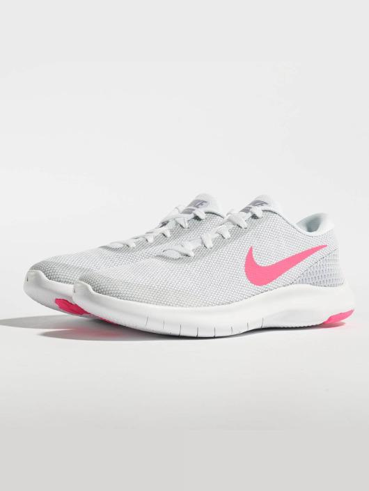 huge discount 595f7 ed732 ... Nike Performance Tennarit Flex Experience RN 7 valkoinen ...
