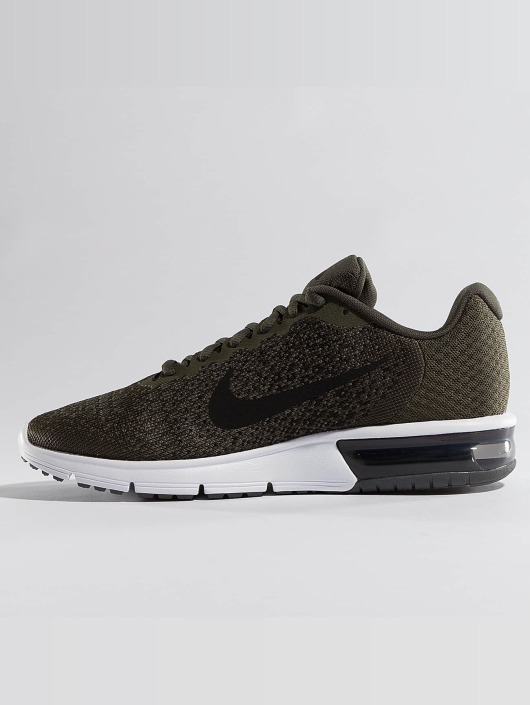 Nike Performance Zapatillas de deporte Air Max Sequent 2 caqui