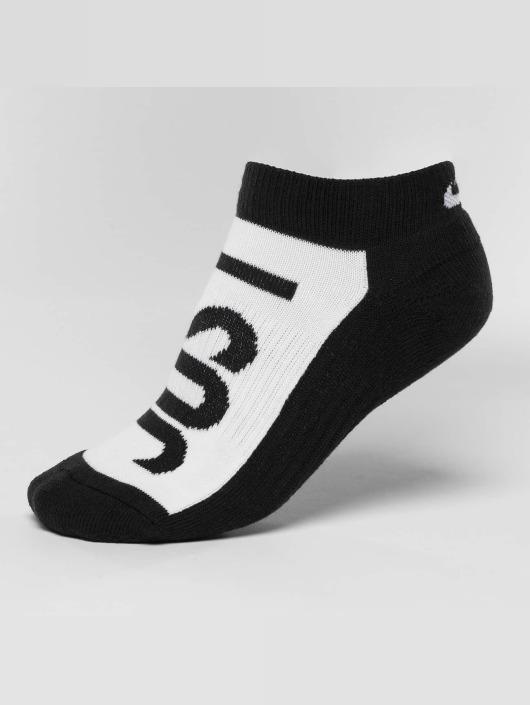 Nike Ponožky Sportswear No-Show 2 Pair èierna