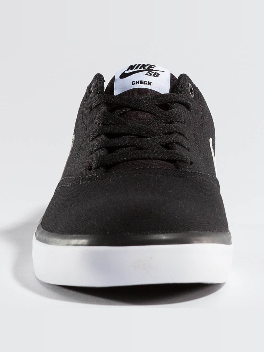 Nike SB Baskets Check Solarsoft noir