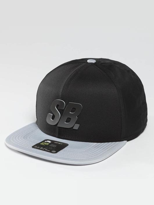 Nike SB Snapback Cap Dry schwarz