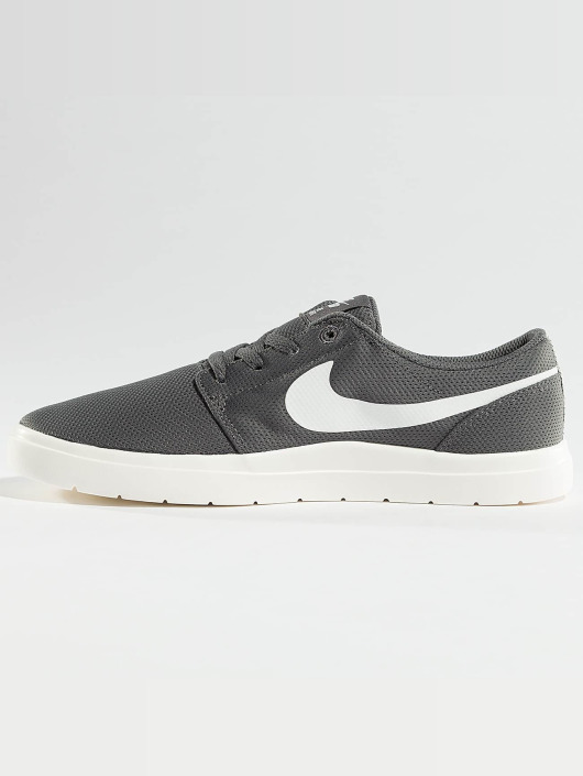 Nike SB Sneaker SB Portmore II Ultralight grau