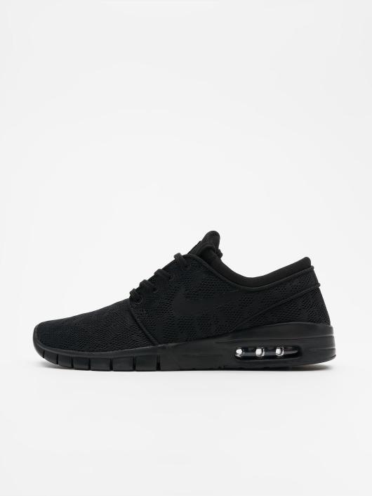 674c14ce56 Nike SB Herren Sneaker SB Stefan Janoski Max in schwarz 362963