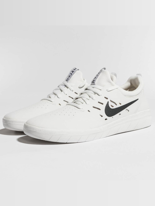 buy online f07ef 3df8d ... Nike SB Sneaker Nyjah Free Skateboarding weiß ...