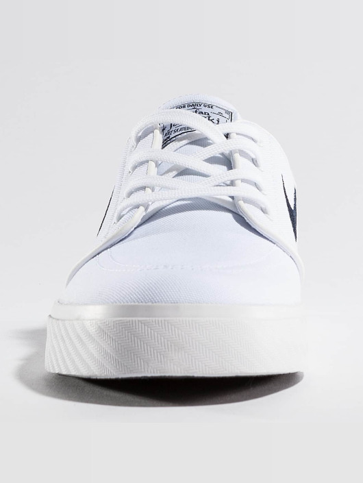 Nike SB Sneakers Zoom Stefan Janoski Canvas white