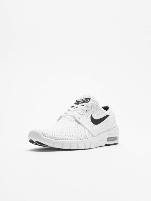 Nike SB Zapatillas de deporte Stefan Janoski Max blanco