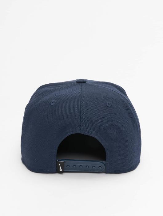 Nike snapback cap Sportswear Futura Pro blauw