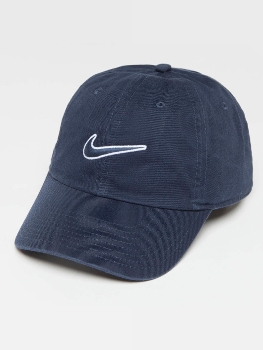 Nike snapback cap SWH Essential H86 blauw