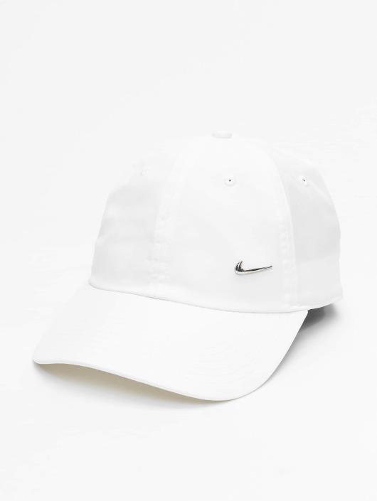 Nike Snapback Caps Sportswear Heritage 86 hvit