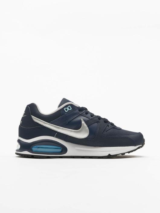 nike herren sneaker air max command in blau 443819. Black Bedroom Furniture Sets. Home Design Ideas