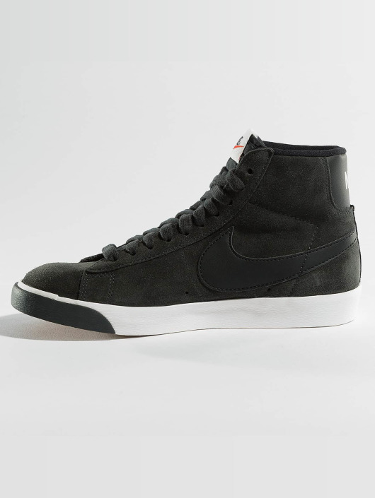 Nike Sneaker Blazer Mid Suede Vintage grau