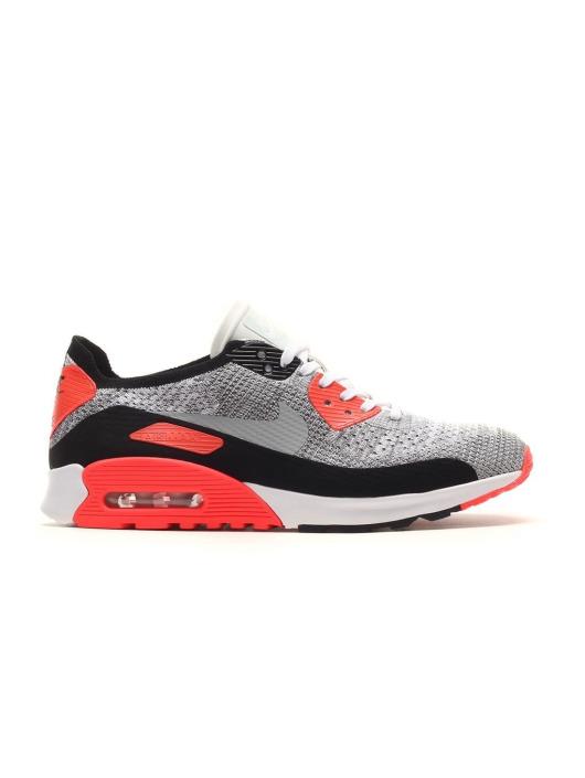 f07122441c88a9 Nike Damen Sneaker Air Max 90 Flyknit Ultra 2.0 in grau 558014