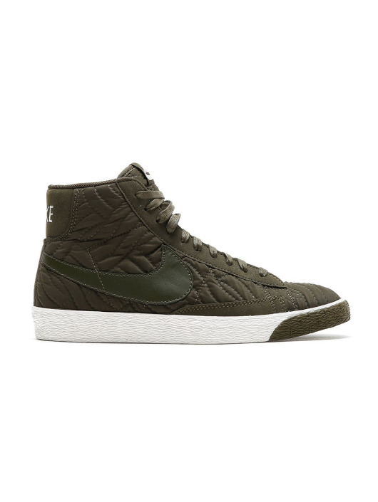 Nike Sneaker Blazer Mid Premium SE grün