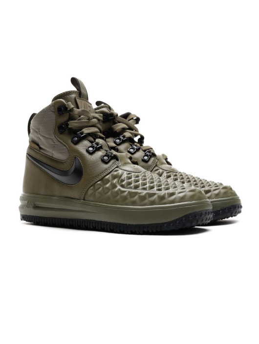 separation shoes 8d8c6 80f43 Nike Lunar Force 1 Duckboot `17 (gs) Green