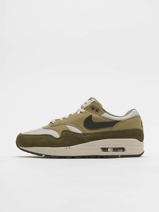 new product 3f385 e11d1 ... Nike sneaker Air Max 1 olijfgroen ...