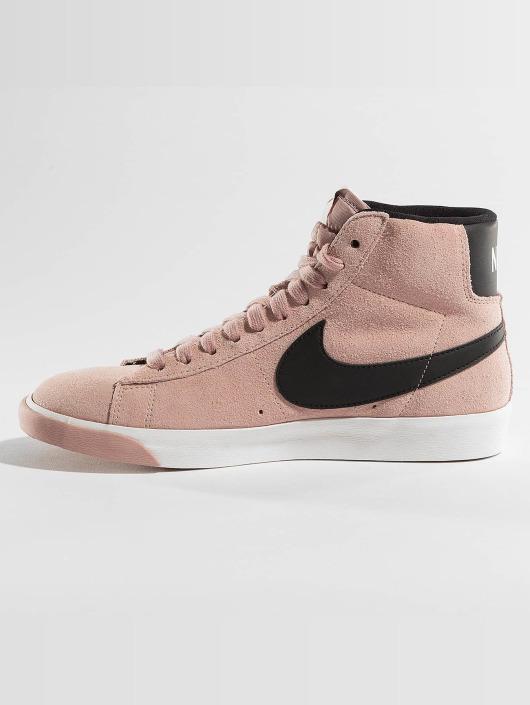 nike damen sneaker blazer mid suede vintage in pink 362889. Black Bedroom Furniture Sets. Home Design Ideas